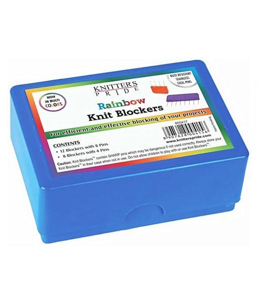 Peignes de blocage couleur - Knitter's Pride - Artigina