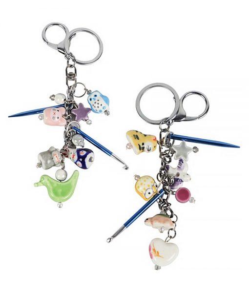 Porte-clefs tricot de réparation - Knitter's Pride - Artigina