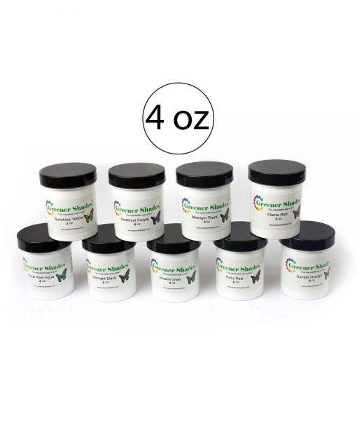 Teinture à laine Greener Shades - 4oz - Artigina