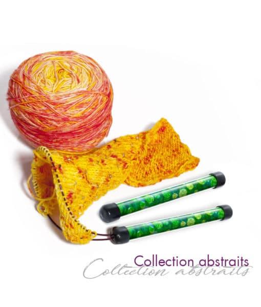 Protège aiguilles - Collection Abstraits - Artigina