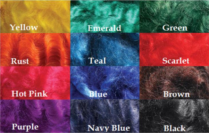 Carte des couleurs Ashford - Artigina