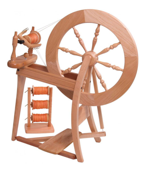 Rouet Traditional (Spinning Wheel) - Double drive - Ashford