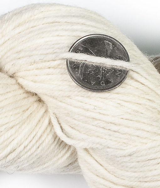 LAT-W112813211-WO-HP4P - Laine à teindre - Worsted - High peruvian - 4 ply