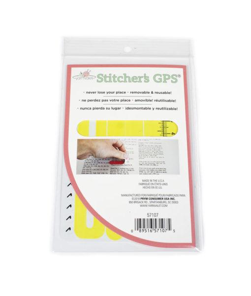 Autocollants de marquage de patron - Stitcher's GPS - Artigina