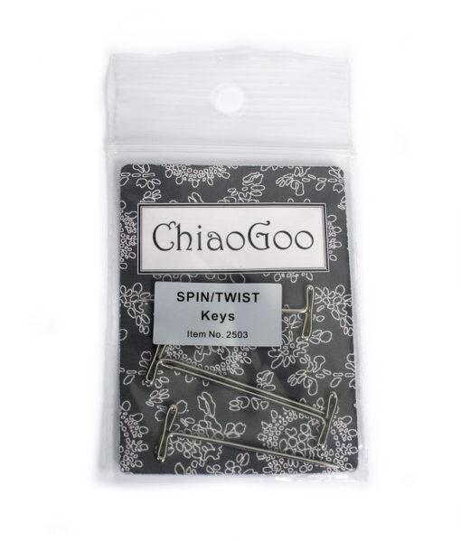 Clef de serrage pour aiguilles circulaires ChiaoGoo - Artigina