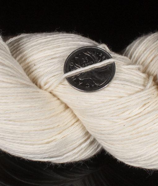 Laine à teindre - Fingering - Mérino Superwash, Coton - W2567 - Artigina