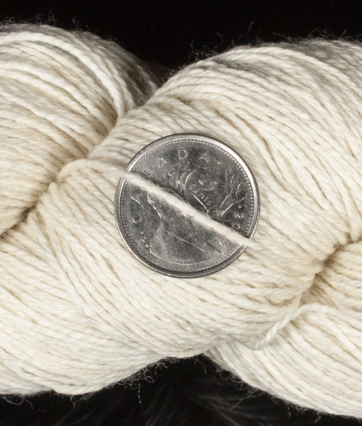Laine à teindre - Fingering - Mérino superwash, cachemire, nylon - 121