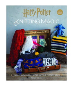 Livre Harry Potter - Knitting Magic