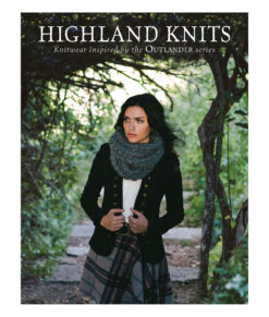 Livre - Highland Knits - Knitwear Inspired by the Outlander Series