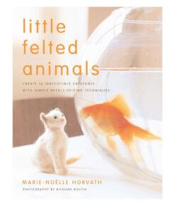 Livre - Little Felted Animals