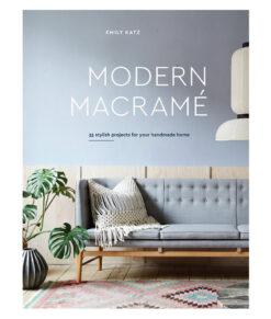 Livre - Modern Macramé