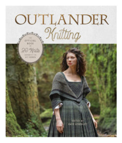 Livre Outlander Knitting - The Official Book