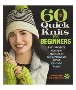 Livre - 60 Quick Knits for Beginners